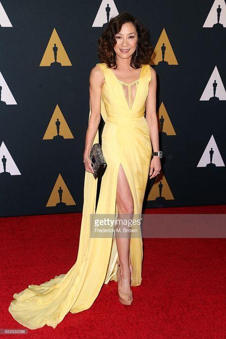 Sao Hollywood te tuu tren tham do Oscar ton vinh Thanh Long - Anh 5