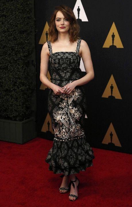 Sao Hollywood te tuu tren tham do Oscar ton vinh Thanh Long - Anh 8