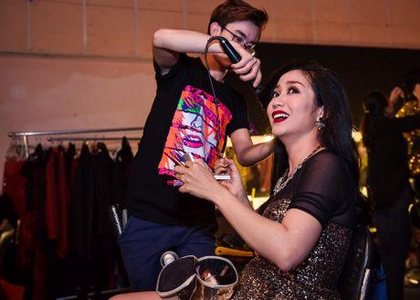 Tran Thanh ngu gat truoc chung ket Buoc nhay ngan can - Anh 5
