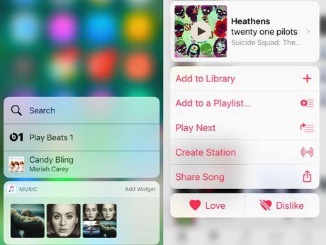 Nhung thu thuat hay khi dung 3D Touch tren iOS 10 - Anh 5