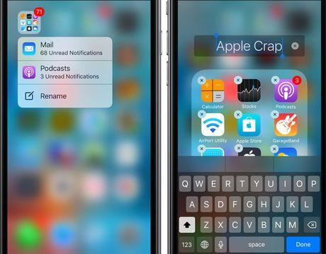 Nhung thu thuat hay khi dung 3D Touch tren iOS 10 - Anh 7