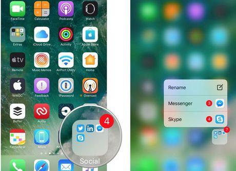 Nhung thu thuat hay khi dung 3D Touch tren iOS 10 - Anh 8