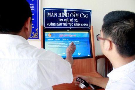 Nam 2017, 4 so nganh TP.HCM khong con su dung van ban giay - Anh 1