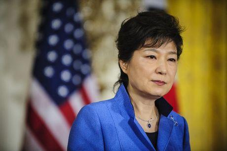 Tong thong Han Quoc Park Geun-hye se bi tham van vao tuan sau? - Anh 1