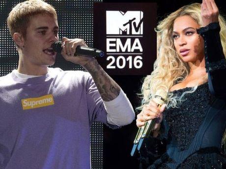 Dong Nhi nho be tai MTV EMA: thoi dung mo nua! - Anh 2