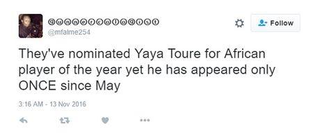 Cong dong mang day song khi Yaya Toure lot de cu Cau thu xuat sac nhat chau Phi - Anh 6