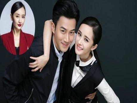 'Nguoi tinh' Luu Khai Uy xuat hien tuoi roi sau scandal ngoai tinh - Anh 1