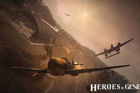 Canh lua dan chan thuc trong game quan su Heroes & Generals dinh dam - Anh 3