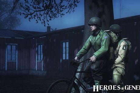 Canh lua dan chan thuc trong game quan su Heroes & Generals dinh dam - Anh 4