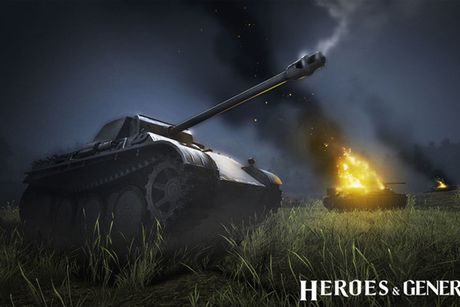 Canh lua dan chan thuc trong game quan su Heroes & Generals dinh dam - Anh 5