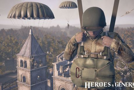 Canh lua dan chan thuc trong game quan su Heroes & Generals dinh dam - Anh 7