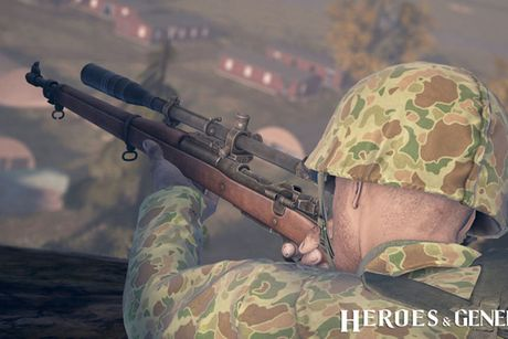 Canh lua dan chan thuc trong game quan su Heroes & Generals dinh dam - Anh 8