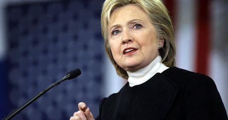 Ba Clinton tim ra nguyen nhan that bai trong cuoc bau cu - Anh 1