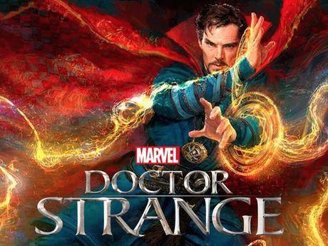 Dr Strange vuot mat hang loat 'sieu anh hung' cua Marvel - Anh 1