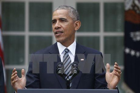 Tong thong My Barack Obama thuc giuc giam no cho Hy Lap - Anh 1