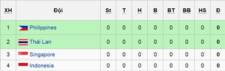 AFF Suzuki Cup: DT Viet Nam 'so tuyen' luc luong - Anh 2