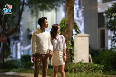 Canh phim khong thua kem phim Han cua 'co be tra sua' Jun Vu - Anh 12