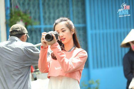 Canh phim khong thua kem phim Han cua 'co be tra sua' Jun Vu - Anh 1