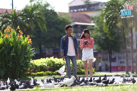 Canh phim khong thua kem phim Han cua 'co be tra sua' Jun Vu - Anh 2