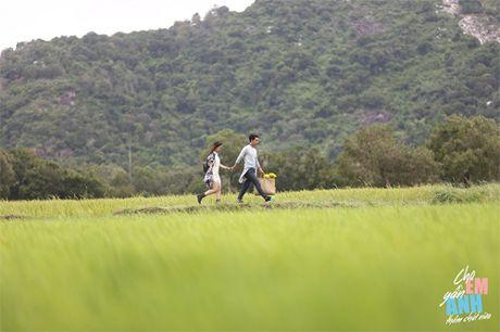 Canh phim khong thua kem phim Han cua 'co be tra sua' Jun Vu - Anh 9