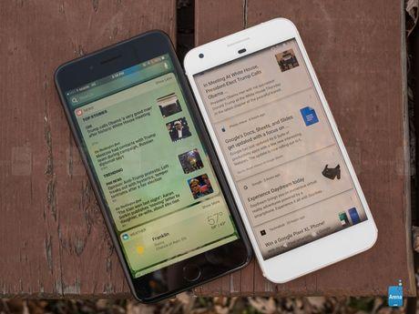Google Pixel XL lieu co xung voi iPhone 7 Plus - Anh 11