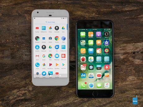 Google Pixel XL lieu co xung voi iPhone 7 Plus - Anh 12