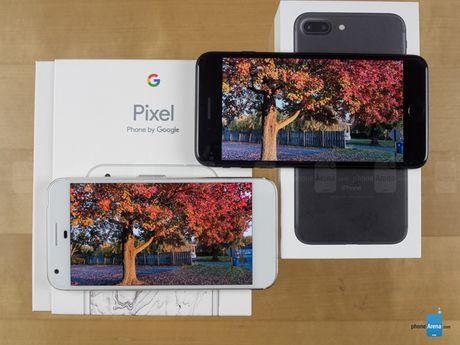 Google Pixel XL lieu co xung voi iPhone 7 Plus - Anh 13