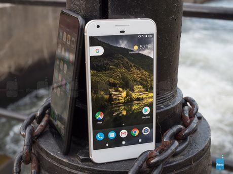 Google Pixel XL lieu co xung voi iPhone 7 Plus - Anh 1