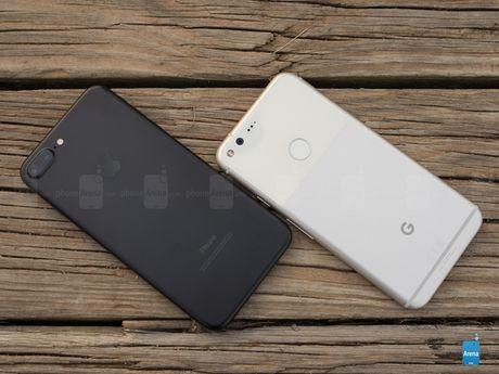 Google Pixel XL lieu co xung voi iPhone 7 Plus - Anh 4