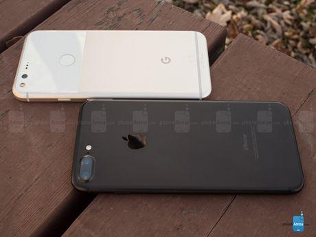 Google Pixel XL lieu co xung voi iPhone 7 Plus - Anh 5