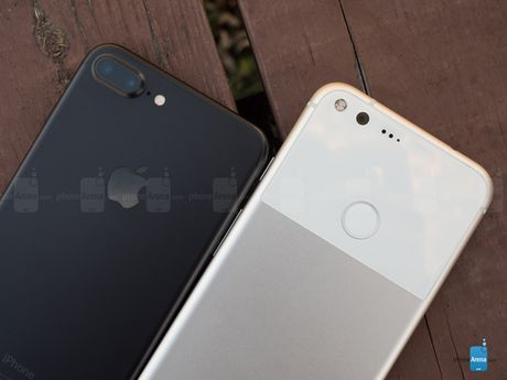Google Pixel XL lieu co xung voi iPhone 7 Plus - Anh 6