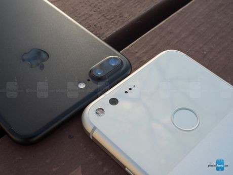 Google Pixel XL lieu co xung voi iPhone 7 Plus - Anh 7