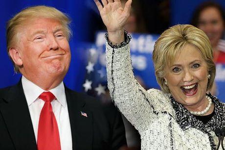 Nguoi ung ho Clinton khong cong nhan Trump chien thang - Anh 1