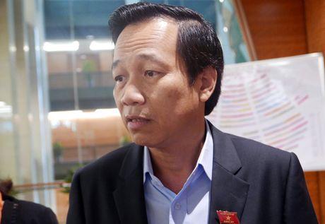 Bo truong Lao dong: '132 co so cai nghien dang qua tai' - Anh 1