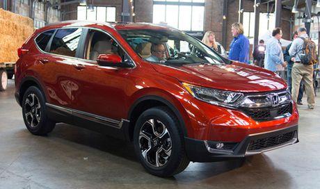Honda CR-V 2017: Em hon, lai 'suong' hon - Anh 3