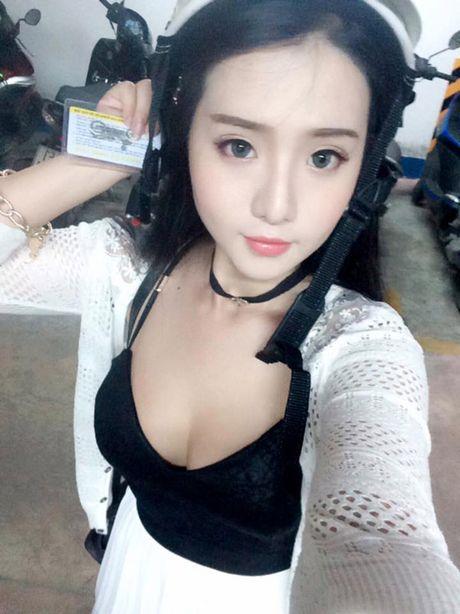 Ngan ngo vi 9X Can Tho giong Luu Diec Phi nhu hai giot nuoc - Anh 2