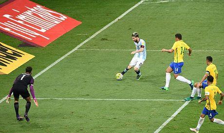 Messi cung tuyen Argentina doi mua tap luyen hong niu hy vong World Cup - Anh 2