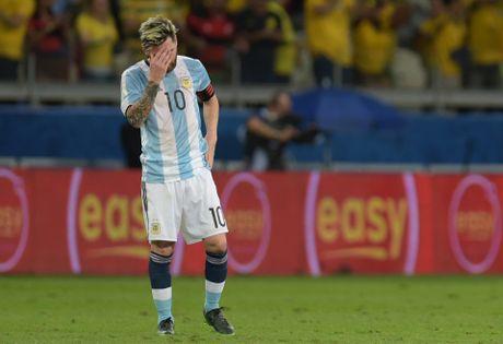 Messi cung tuyen Argentina doi mua tap luyen hong niu hy vong World Cup - Anh 3