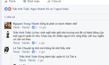 Lam vo guong o to, de lai loi xin loi: Nam sinh len tieng - Anh 2