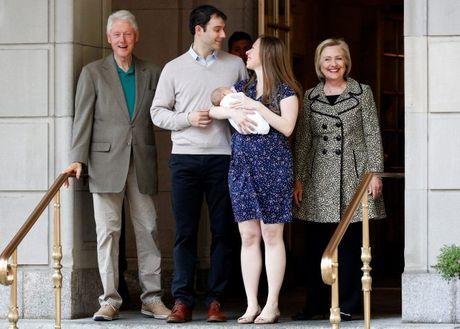 Nguong mo cach day con thanh tai cua ba Hillary Clinton - Anh 10
