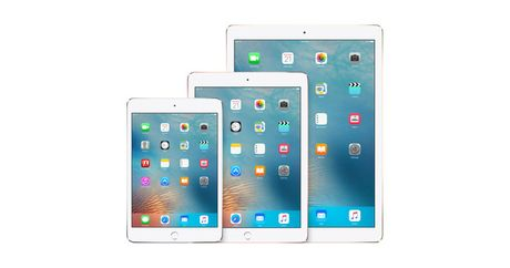 Apple se trinh lang 3 mau iPad moi vao thang 3/2017 - Anh 1