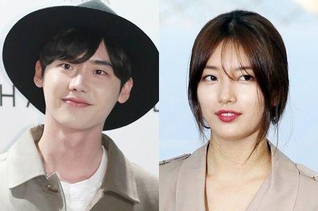 Sau Kim Woo Bin, Suzy lai ket doi cung Lee Jong Suk? - Anh 1
