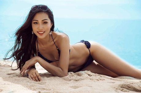 Hoa khoi Dieu Ngoc duoc cap phep thi Miss World 2016 - Anh 1
