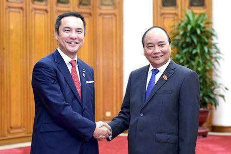Hoan nghenh ket noi san bay tinh Mie - Nhat Ban voi Viet Nam - Anh 1