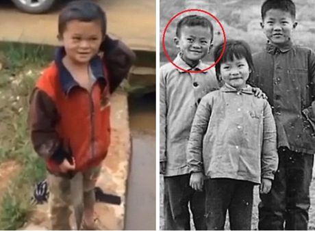 Jack Ma tai tro toan bo hoc phi cho cau be co guong mat giong minh - Anh 1