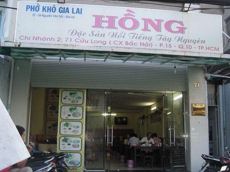 Pho kho - dac san Pho Nui danh bat hu truyen - Anh 1