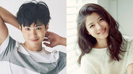 Chi Pu sang Han du le trao giai cung Twice, EXO - Anh 2