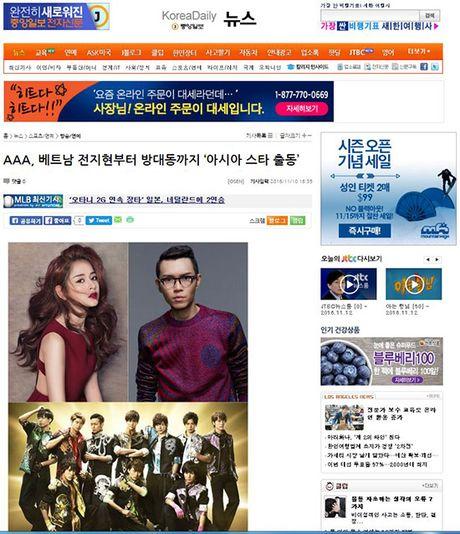 Chi Pu sang Han du le trao giai cung Twice, EXO - Anh 3