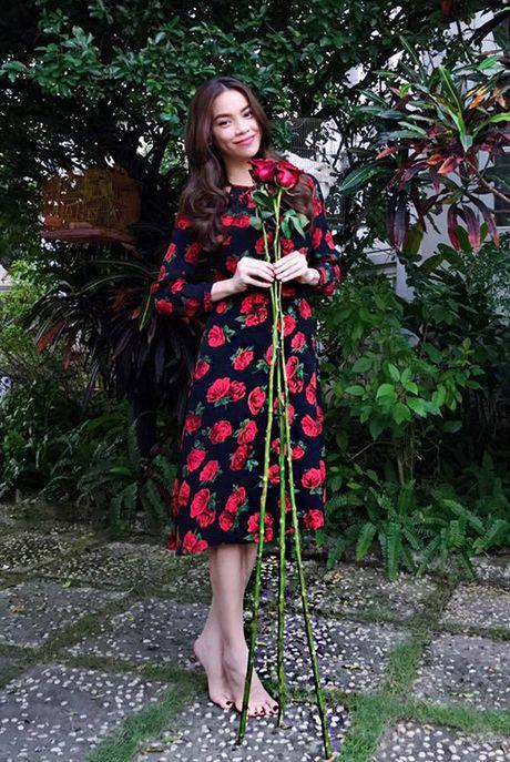 Sao Viet 14/11: Ky Duyen lam sinh nhat hoanh trang, Pho 'khoa moi' ban gai - Anh 2