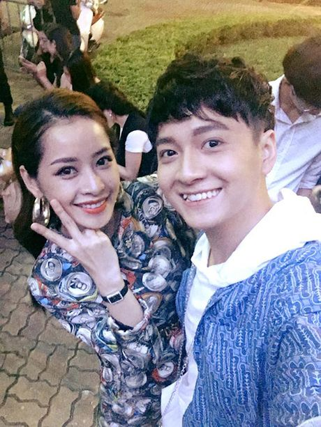 Sao Viet 14/11: Ky Duyen lam sinh nhat hoanh trang, Pho 'khoa moi' ban gai - Anh 3